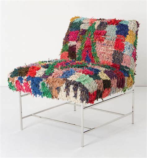 On The Armchair Design Ideas Vintage Moroccan Rug Chair Design Sponge