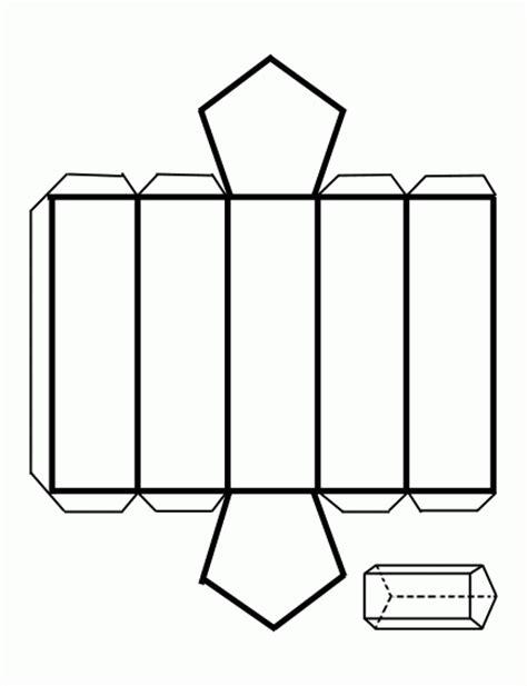 figuras geometricas recortables planas figuras geometricas el profesor chiflado pantillas