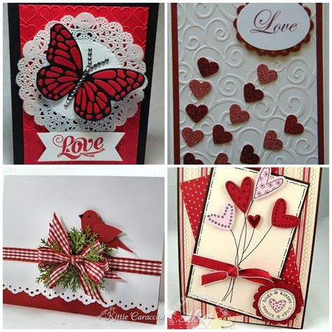 How To Handmade Cards - handmade greeting cards designs for anniversary