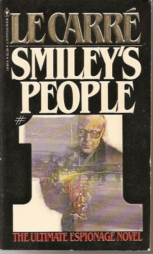 smileys people smiley s people by john le carre petrona