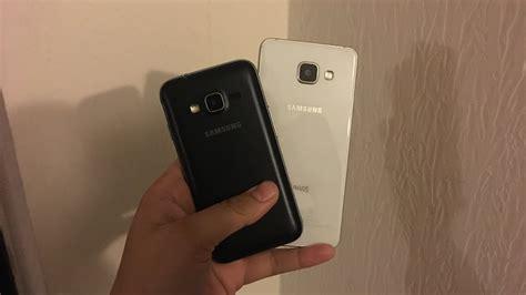 Samsung J1 Vs Prime samsung galaxy a3 2016 vs samsung galaxy j1 mini prime startup test 4k time lapse