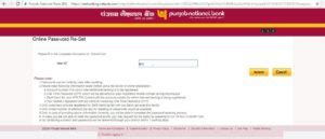 online reset pnb transaction password how to reset pnb password online login and transaction