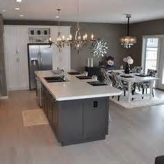 Kitchen Dining Room Layout by Kitchen Dining Combo On Pinterest Kb Homes Square