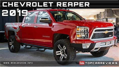 2019 Chevy Reaper by 2019 Chevrolet Reaper Review Rendered Price Specs Release