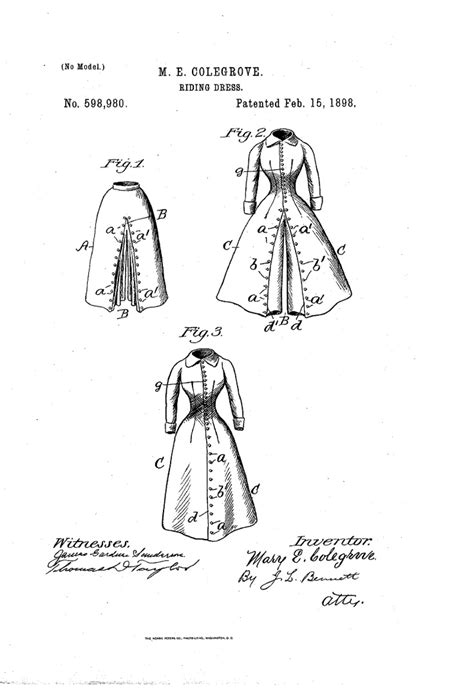 pattern drafting for maternity wear 211 best fun antique patents images on pinterest