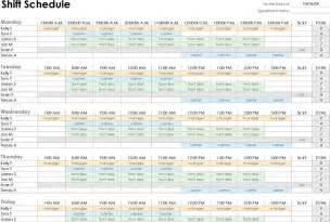 Employee Shift Scheduling Spreadsheet Employee Schedule Template Download Free Amp Premium