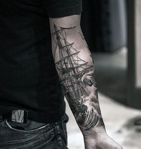top 100 best forearm tattoos for men unique designs