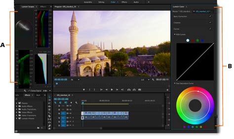 premiere pro workflow color grading workflows in adobe premiere pro cc
