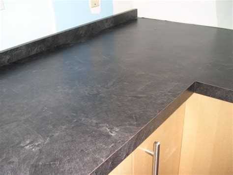 Black Formica Countertop by Basalt Slate Laminate Utility Room Colors