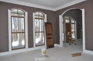 miscellaneous benjamin fairview taupe formal living room walnut windows brown gray