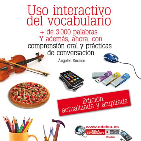 uso interactivo del vocabulario 8477119791 zona estudiante edelsa