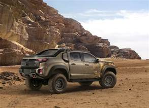 chevrolet colorado zh2 revealed for gm authority
