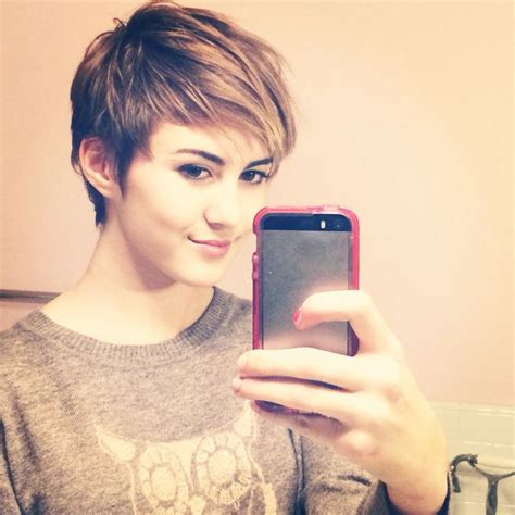 pin back a long pixie fringe 1000 ideas about pixie long bangs on pinterest cute
