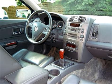 2007 Cadillac Cts Interior by The Poor Car Reviewer 2007 Cadillac Cts