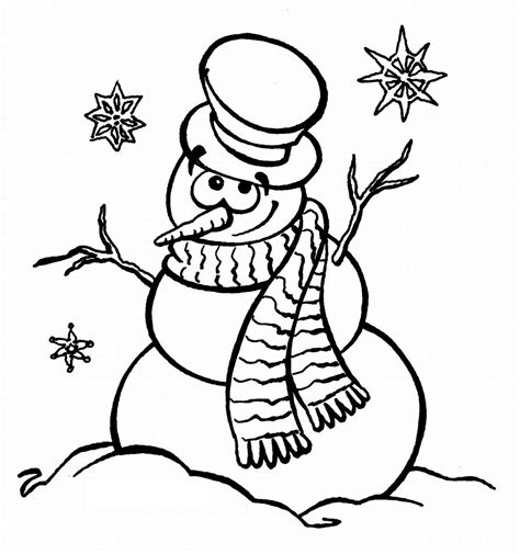 coloring pages to print printable snowman coloring pages coloring me