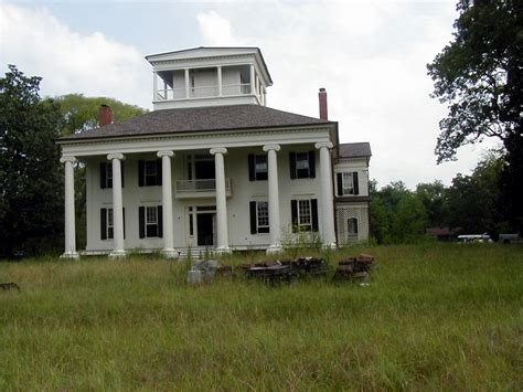 abandoned plantation homes for sale history