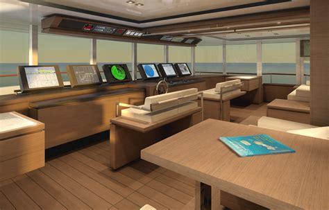 wheel house 90m motor yacht project light wheelhouse yacht charter superyacht news