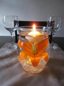 floating candles centerpieces ideas floating flowers and candles centerpieces family
