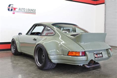 rauh welt porsche green first rwb porsche built in the united states can be yours