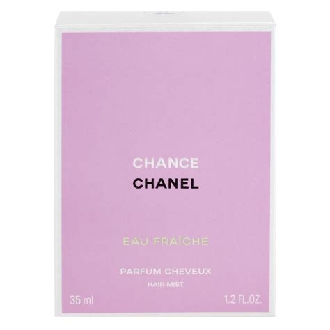 Chanel Eau Fraiche Hair Mist 35ml Tester With Cap 1 chanel chance eau fra 238 che hair mist for 35 ml