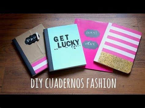 como decorar libretas bonitas diy cuadernos bonitos para regreso a clases paperpop