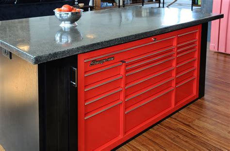 Custom Kitchen Drawer Organizers - kitchen island cabinetry industrial kitchen cabinetry other metro by jg development inc