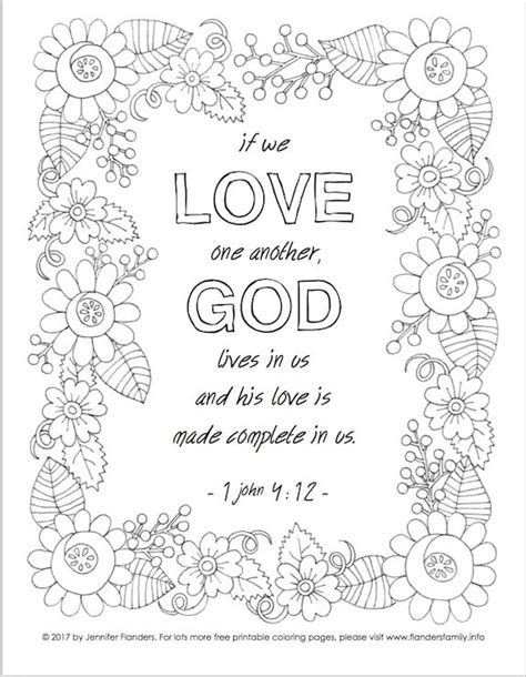 free coloring pages love one another love each other colorpg htm project awesome one another
