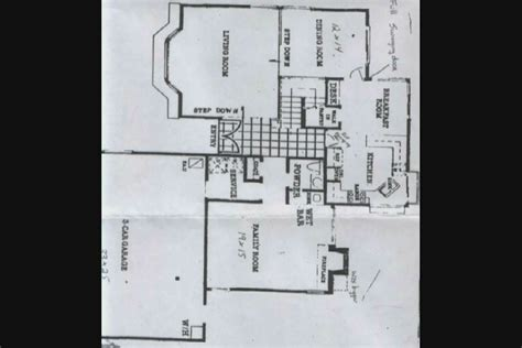 poltergeist house floor plan cuesta verde estates then and now poltergeist
