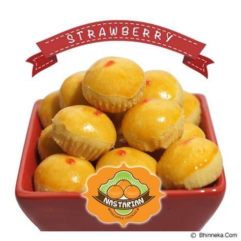 Jual Selai Strawberry Yang Enak by Jual Nastarian Nastar Strawberry 500gr Murah Bhinneka
