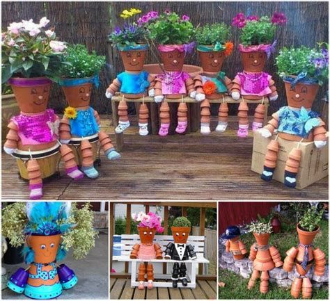 Clay Chiminea Home Depot How To Diy Clay Pot Planter People The Perfect Diy