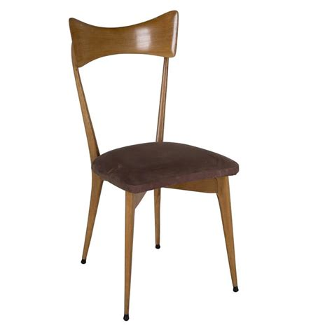 Italian Dining Chairs For Sale Italian Dining Chairs 1960s For Sale At 1stdibs