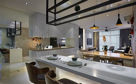contemporary interior design a approach goodworksfurniture creating a larger sense of space with a modern