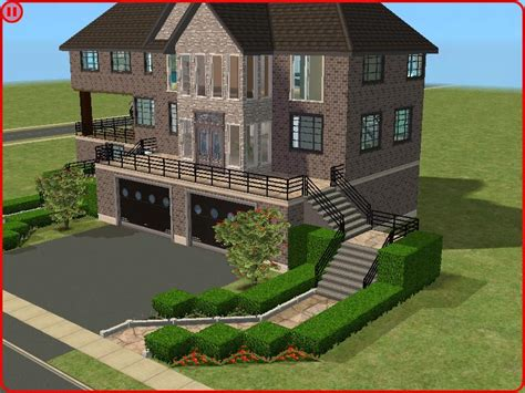 Modern Victorian House Plans Mod The Sims Wisconstan Mansion Awesome For Large