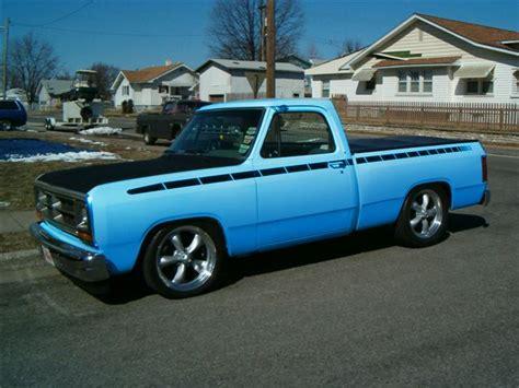 dodge d 150 dodge d 150 roadin black wheels and