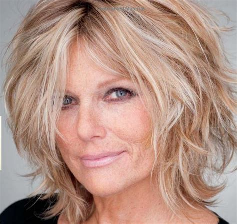 shaggy and messy haircut means patti hansen love the messy hair 50 hair pinterest