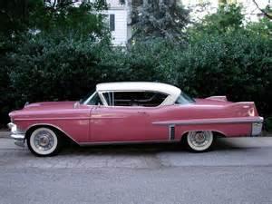 1957 Pink Cadillac 1957 Cadillac Desert Pink