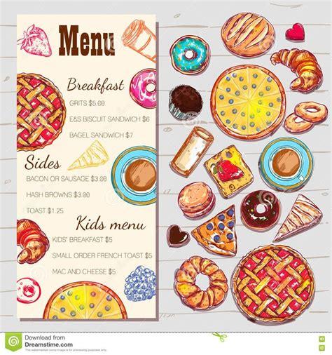 pin  libby  kids menu kids menu menu template menu