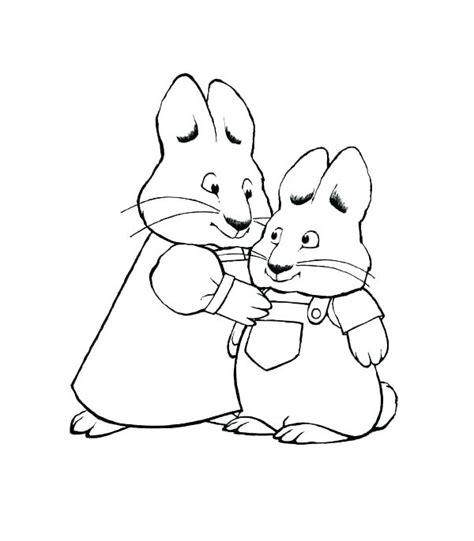 max and ruby coloring pages max and ruby coloring pages ideasplataforma