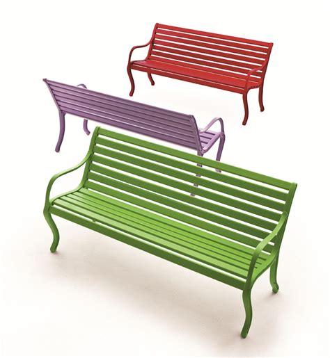 garden bench modern oasi garden bench modern garden furniture garden seating
