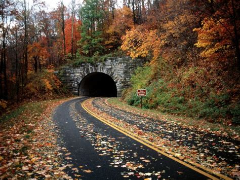 blue ridge parkway 301 moved permanently