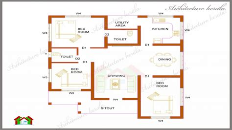 1400 square feet 3 bedroom single floor kerala style kerala house plan 1200 square feet 1200 sq ft 3 bedroom 2