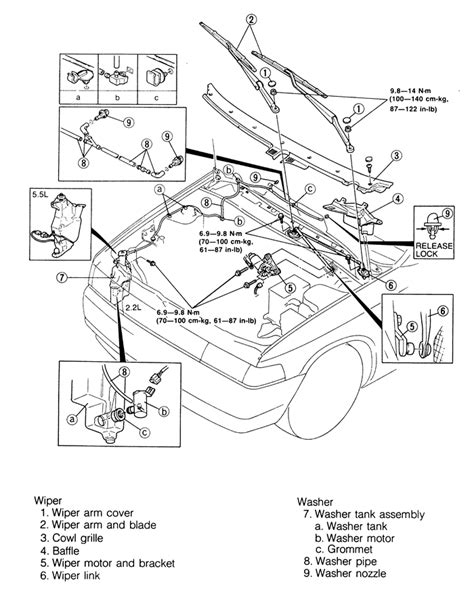 service manual replace rear wiper arm 1992 mazda mx 3 replace rear wiper arm 1994 isuzu