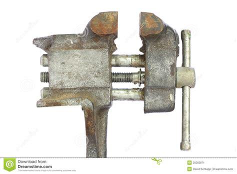 metal bench vice metal bench vice stock image image 25003871