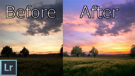 tutorial on lightroom 6 lightroom 6 tutorial how to create amazing sunsets