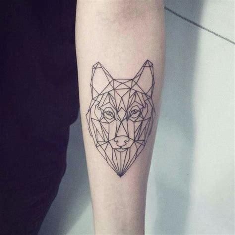 polygon animal tattoo hledat googlem geometric polygon