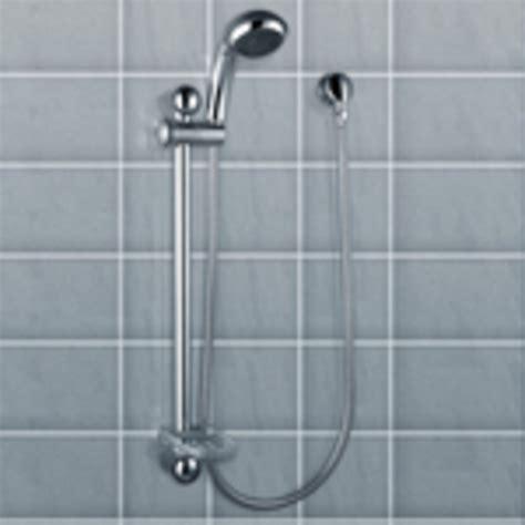 Shower Rail by Shower Rail 28 Images Caroma Range Of Rail Showers