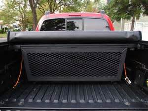 Diy Truck Bed Cargo Management Cargo Divider Questions Tacoma World Forums