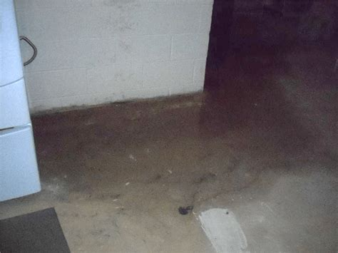 water seeping into basement floor quality 1st basement systems basement waterproofing