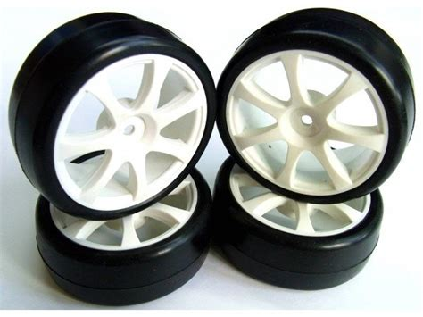 Rubber Tire Tyre 110 Onroad Touring Car 6085 F Hsp Hpi Kyosho Tamiya rcjaz au teowers 1 10 touring car rubber tire set 7