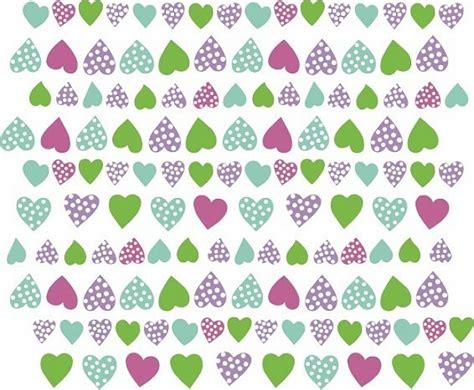 fondo de corazones vintage descargar vectores gratis corazones coraz 243 n multicolor descargar vectores gratis